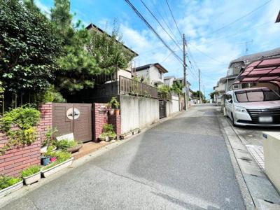 【外観】東急田園都市線「鷺沼」駅 中古一戸建