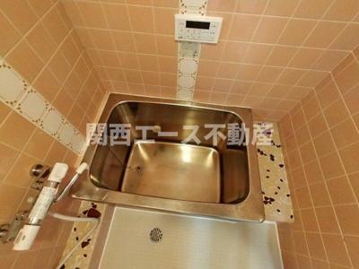 【浴室】上之島町北1丁目貸家