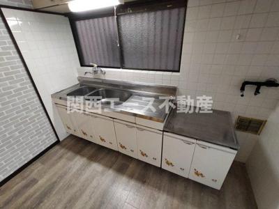 【キッチン】上之島町北1丁目貸家