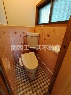 【トイレ】上之島町北1丁目貸家