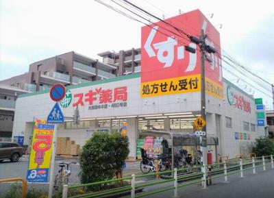スギ薬局大田鵜の木店まで216m