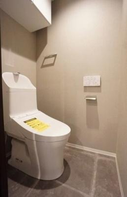 藤和シティコープ御徒町のトイレです。