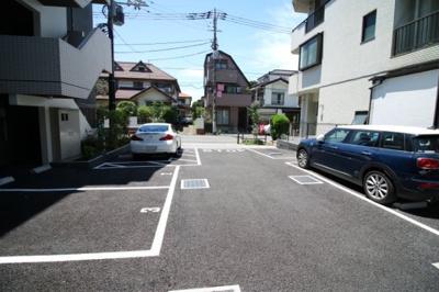 【駐車場】ウィリアグロース高島平