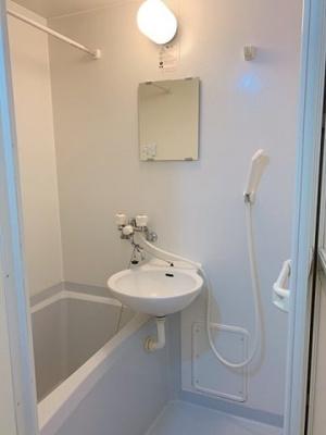 【浴室】レオパレス高友