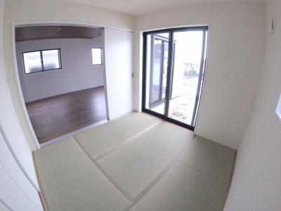 【和室】宝梅1丁目新築戸建 1号地