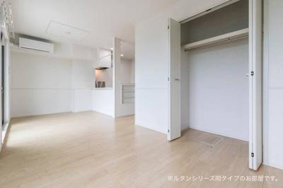【居間・リビング】カーサ ビアンカ