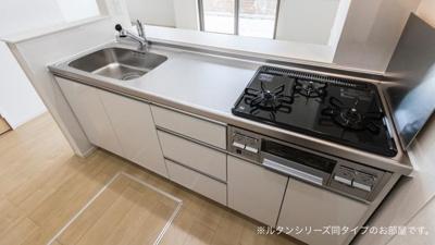 【キッチン】カーサ ビアンカ