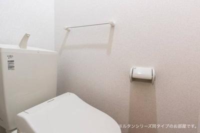 【トイレ】カーサ ビアンカ