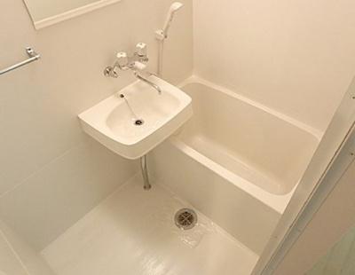 【浴室】メインステージときわ台