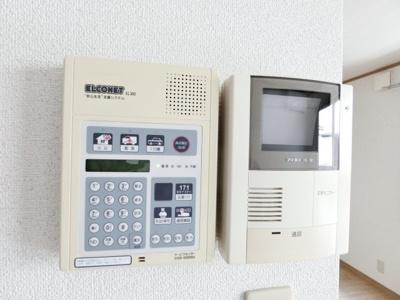 【セキュリティ】グランソレイユB棟