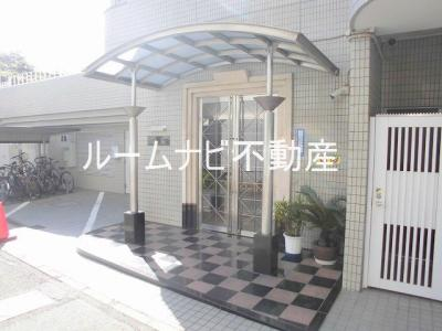 【エントランス】小石川Jフラッツ