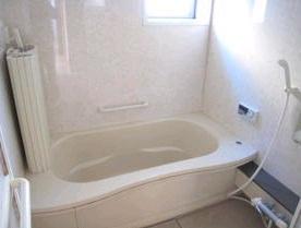 【浴室】フラワーヒル
