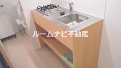 【キッチン】A・Wレジデンス中十条