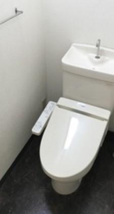 【トイレ】藤和方南町コープ