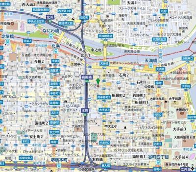 【地図】アバンダント釣鐘