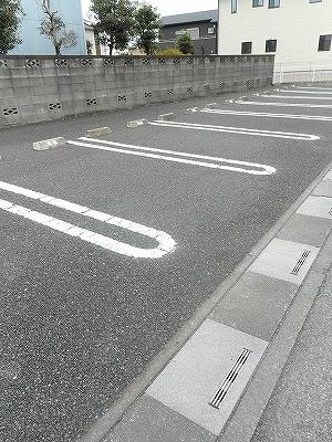 【駐車場】若葉グリーンハイツⅢ