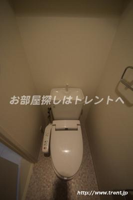 【トイレ】フォレシティ神田多町