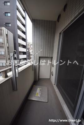 【バルコニー】フォレシティ神田多町