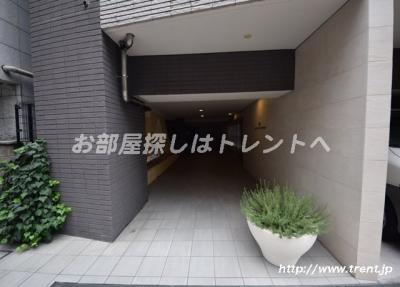 【エントランス】フォレシティ神田多町