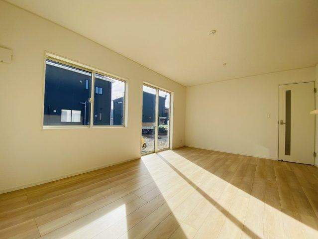 【区画図】笠間市鯉淵新築一戸建(第4)