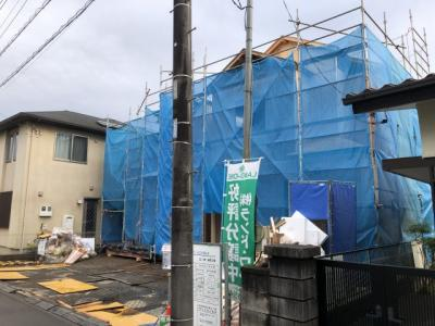 【区画図】所沢市花園1丁目 全2棟 2号棟
