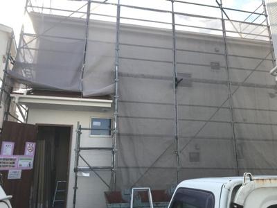 【外観】神戸市西区玉津町今津新築戸建 3号棟
