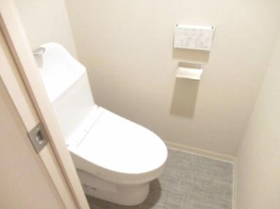 ライオンズプラザ浅草第2のトイレです。