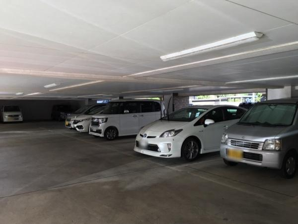【駐車場】リベラル番田