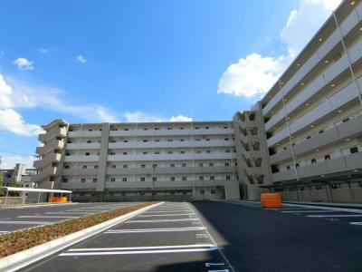 【駐車場】ミルト熊野