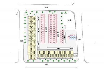 【区画図】ミルト熊野