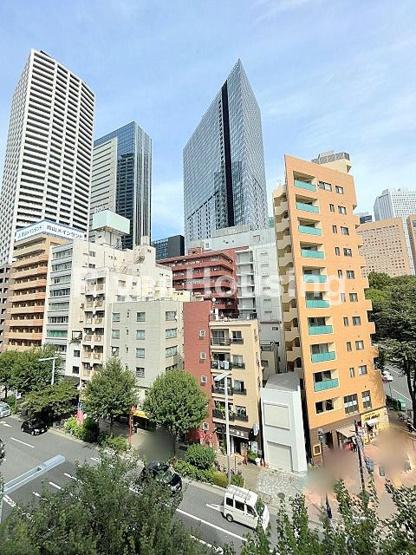 【展望】ラコント新宿セントラルパークアパートメント