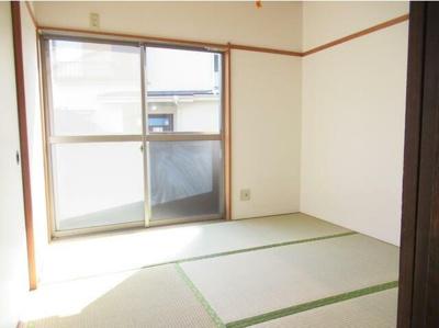 【寝室】カーサ吉田