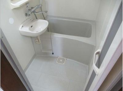 【浴室】カーサ吉田