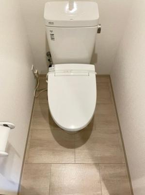 【トイレ】朝日プラザ高津第一