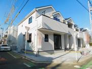 新座市栄5丁目・全9棟 新築一戸建 1号棟 ~南西角地~の画像