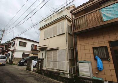 【外観】毛呂山町若山 中古住宅