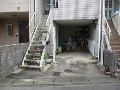 【駐車場】大枝塚原町一戸建