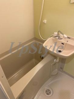 【浴室】メゾンデシュシュ