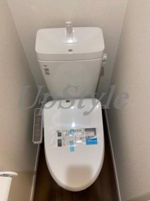 【トイレ】メゾンデシュシュ