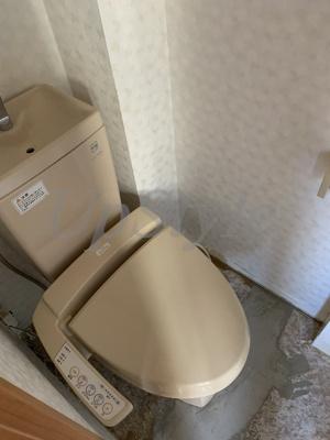 【トイレ】レジデンスサイトウ