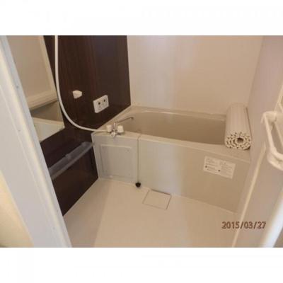 【浴室】ラシーネ菊川