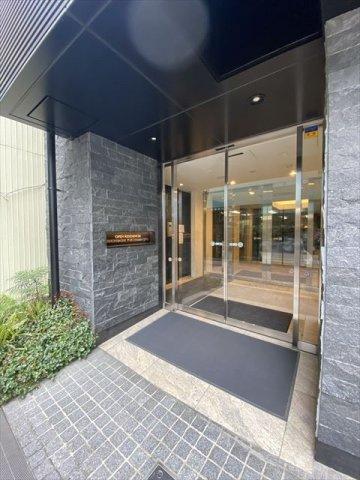 【エントランス】オープンレジデンシア日本橋横山町