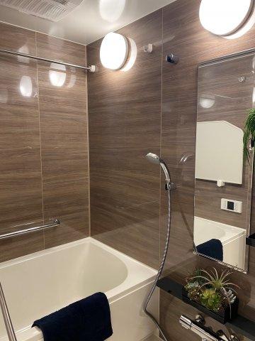 【浴室】プラウドフラット上野松が谷