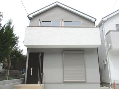 【外観】神戸市垂水区学が丘4丁目新築戸建 1号棟