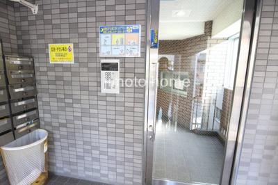 【セキュリティ】シティコートセントラル九条
