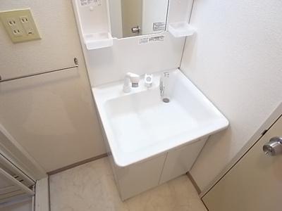 【独立洗面台】ファーストエリア