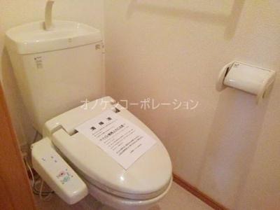 【トイレ】アンジュエーグル