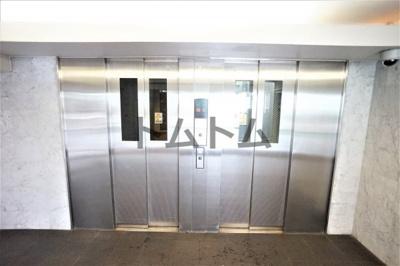 エレベーターがあるので上の階でもらくらくです