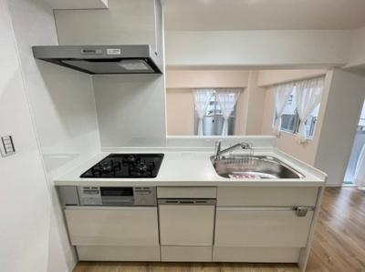 【キッチン】ハイネス阿波座