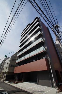 2018年2月竣工の築浅分譲賃貸マンションです。